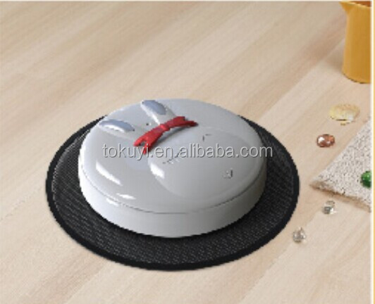 self cleaning robot mop sweeper