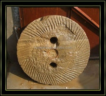 Garden antique granite millstone for sale