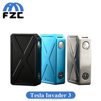 tesla 240w Invader 3 Electronic Cigarette Vape Mods wholesale