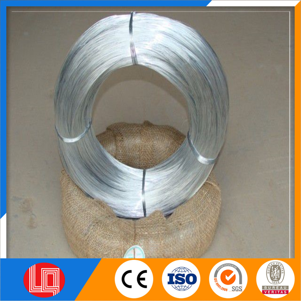 Professional supply Gi wire, binding wire, Electro galvanized iron wire