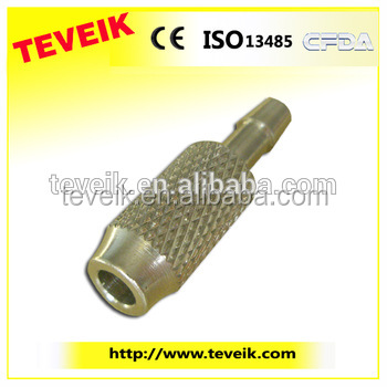 MEK/Goldway/Kontron NIBP Metal Hose Connector. NIBP Connector .Socket with high quality and low price