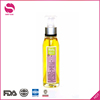 Senos Wholesale Natural Fragrance Firming Nourishing Shining Body Oil Spray For Men Women