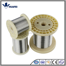 Clean high corrosion resistance stainless steel soft annealed wires