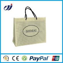 Foldable cheapest printing non woven shopping bag