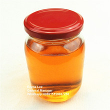 500ml Screw Cap Sealing Type and Glass Material glass bottle for jam