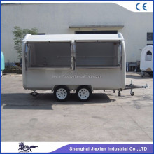 JX-FR350B Outdoor mobile kebab van for sale