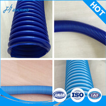 pvc pipes 3 inch Flexible colorful pvc suction hose pipe water hose