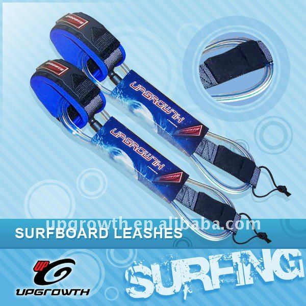 Customized Surfboard leash 9ft 7mm Knee