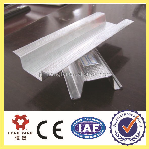 ceiling/furring channel/C-channel/wall angle L/T-bar