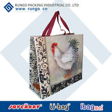 High quality China pp woven bag manufacturers with roast chicken bag
