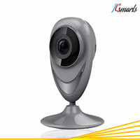 MINI wifi cctv security cameras with HD video steam strong night vision video IP camera