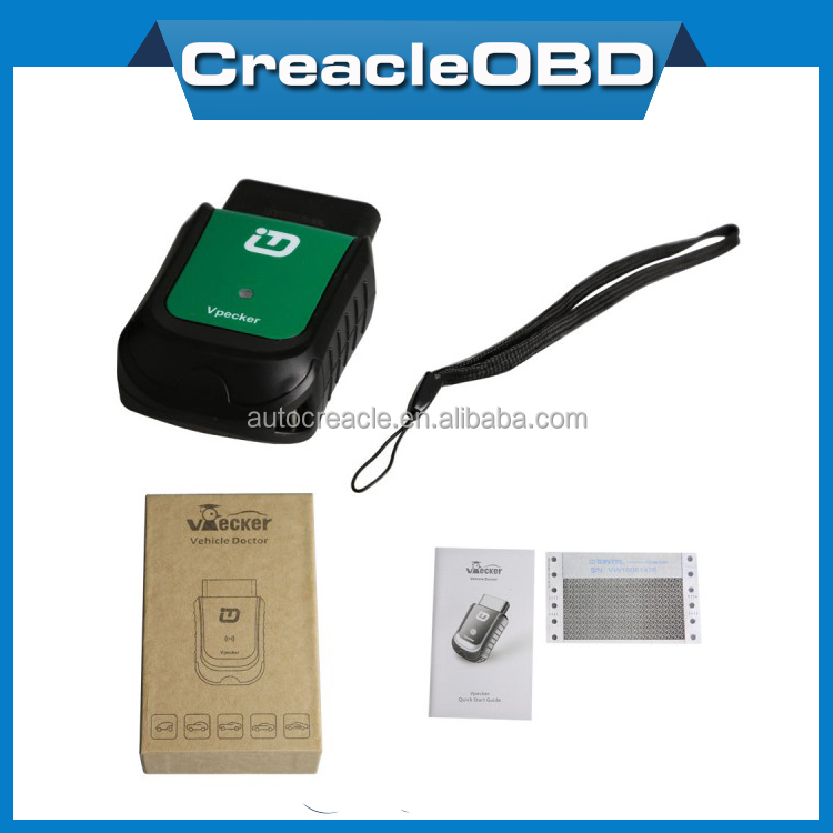 New Arrival Vpecker EasyDiag Support WIFI Universal Diagnostic Tool VPECKER For Muli-brand cars Better Than X431 IDIAG