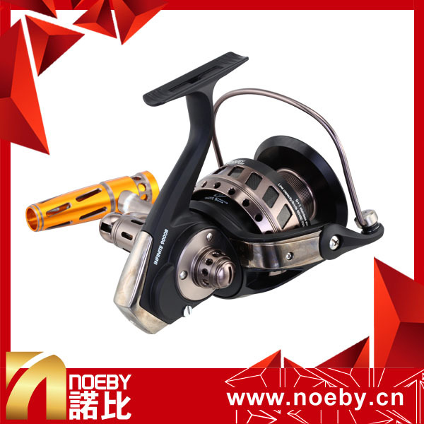 Abu Bmax 4+1 BB 5.1: 1 Spinning Fishing Reels