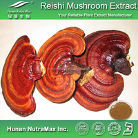 100% Natural Reishi Mushroom Extract Triterpene