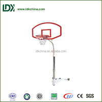 Deluxe popular height adjustable training equipment basketball stand