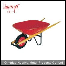 Top Selling Products Plastic Tray Wheelbarrow