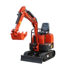 0.8 T Hidrolik Crawler Mini Excavator Ka Supplier