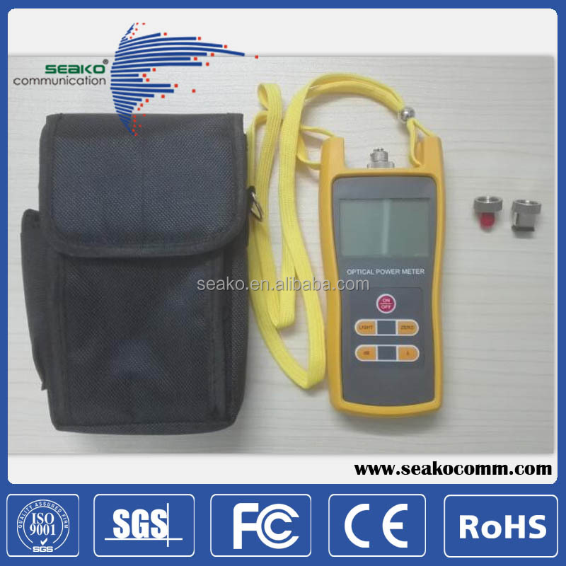 Fiber Optical Power Meter, Light Source, 800~1700nm, moderate price