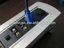 rj45 socket with usb socket desktop socket for conference room equipment