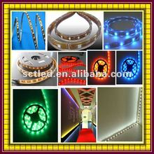 2012 the cheapest 5050 smd LED strip lights12V LED flexible waterproof decoration lighting