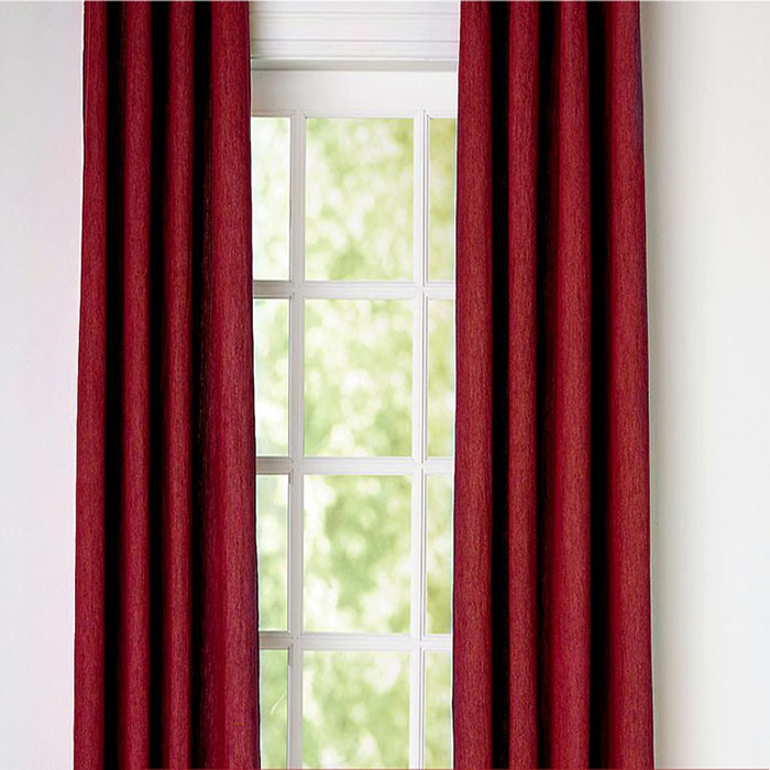 100% faux linen fabric for curtains and draperys
