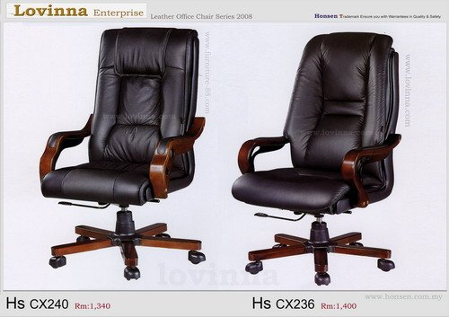 Lovinna Cx Series Leather Office Chairs