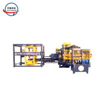 automatic machine introduction QT5-15 Full -automatic Brick Making Machine for business in allibaba com
