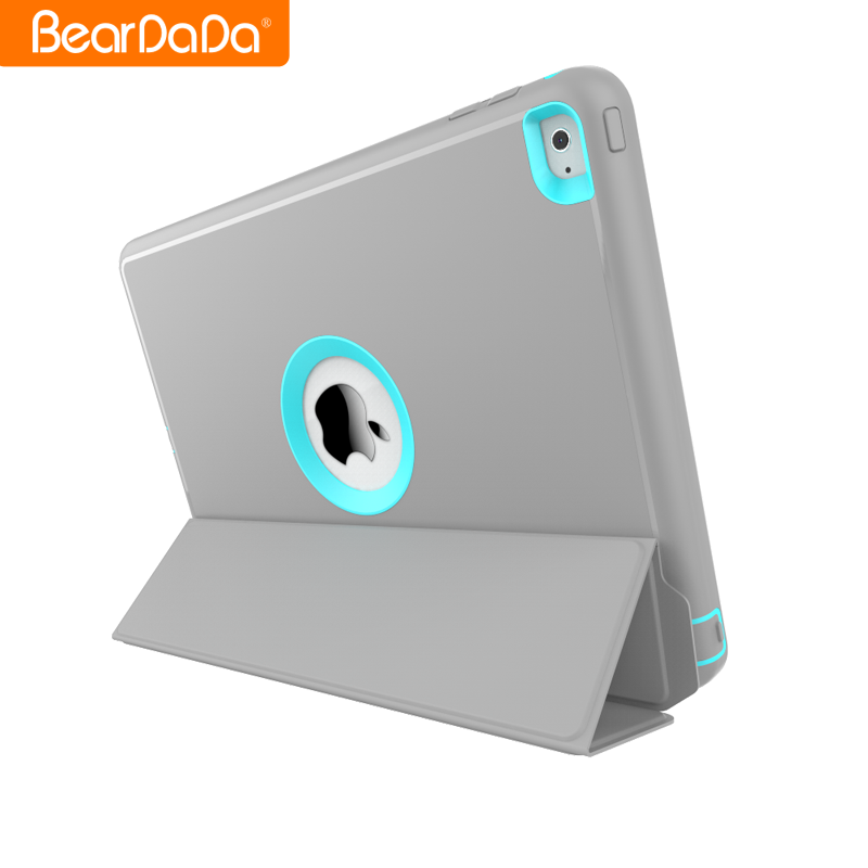 Hot Product Auto Sleep Flip PU leather case for Ipad air 2,for Ipad air 2 smart cover