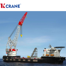 10 Ton Marine Folding Telescopic Mobile Crane For Sale