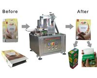 Sterilization Pouch ing Sealing Machine