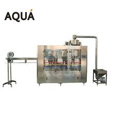 Commercial CGF8-8-3 Small Mineral Water Plant Machine Filling Factory
