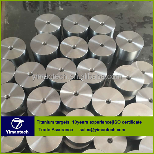 Factory supply high purity titanium sputtering target, Ti target
