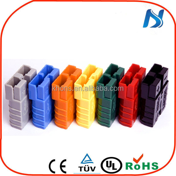 high quality 50a 175a 350a dc 600v power battery connector