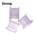 moulded transparent and colorful customized OEM plastic injection molding parts