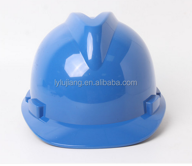 LUJIANG SAFETY road anti hit construction personal safety equipment chinese helmet brand in china