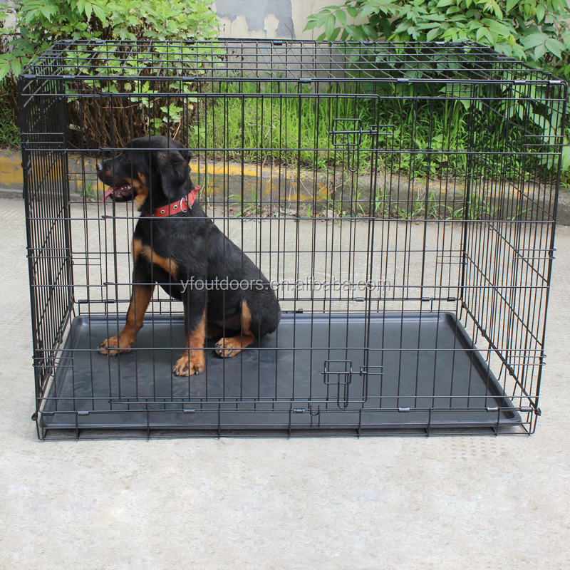 Well-suited metal small animals dog cage for good sale