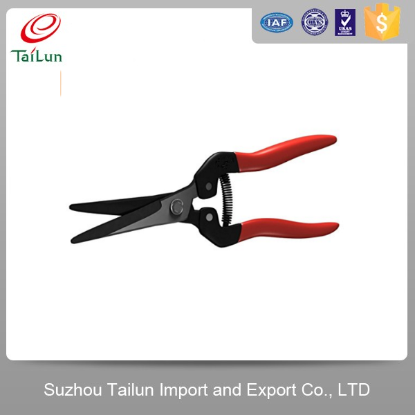 Tailun 50# Carbon Steel Pruning Shear /Pick the fruit cut/ flower cutter/Lock Function