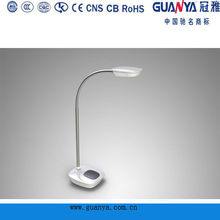 Unique High End LED TABLE DESK LAMP 5 steps Dimming Color Changible