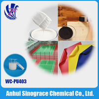 Green and Environmental Protection liquid polyester resin water based WC-PU4033H