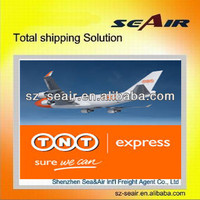reliable swift cheapest professional DHL/UPS/TNT international express from shenzhen china to Kazakhstan
