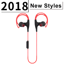 High quality Noise Cancelling Sports Wireless Stereo headphone Earphones in ear earpieces for Mobile Phone Headset