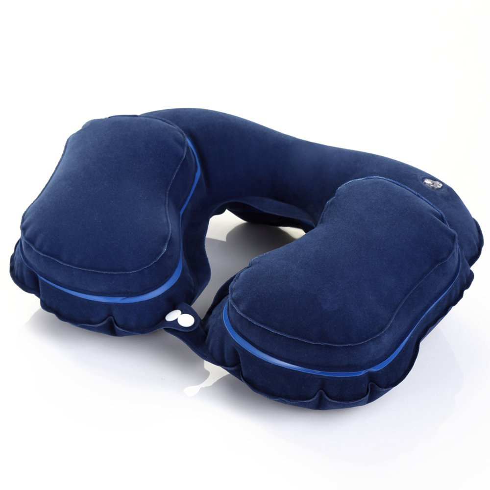 Soft Inflatable Travel Pillow and Air Pillow