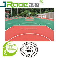 2016 Hot Sale Basketball Sport Court Surfacer for Sale