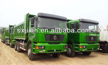 Hot selling Shaanxi 6x4 camion benne