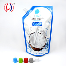 Plastic Pouch Packaging Material For Drink