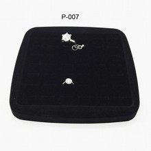 best price leather& pu jewelry display tray