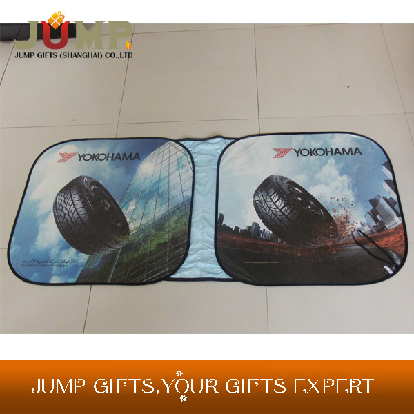 hot sale & high quality white customized tyvek front sunshade With Good Service
