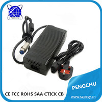 110V DC output adapter 200w 12v pc power supply