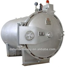 China rubber vulcanization kettle hot selling in many parts of the world