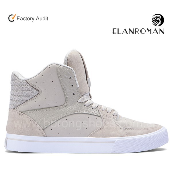 Name brand sneaker shoes with OEM high-top men shoes sport sneaker